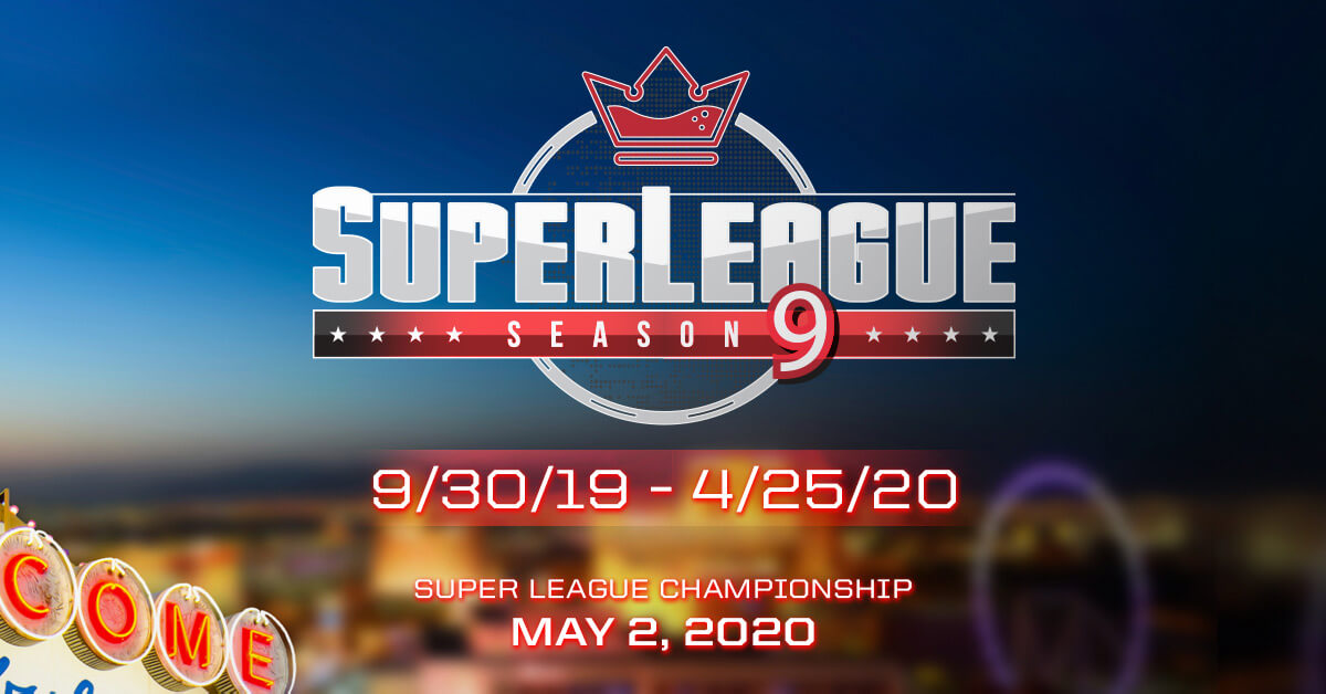 BarPokerOpen.com Super League Season 9